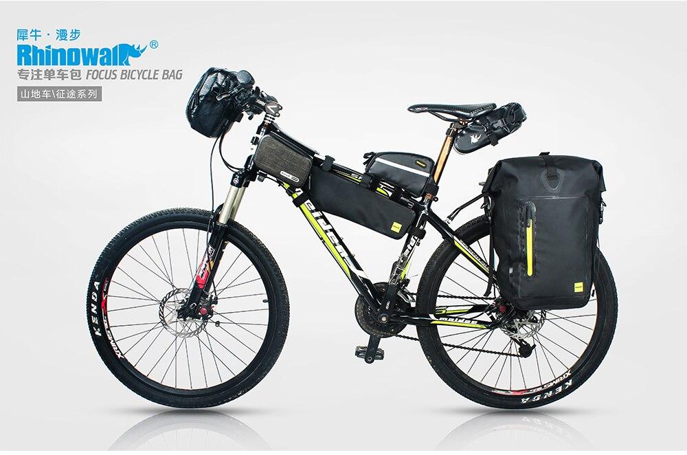 Waterproof cycling bike pannier bag (17)