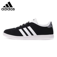 100% original 2016 Adidas NEO men's Skateboarding Shoes F99137/F99260 Low top sneakers free shipping недорого
