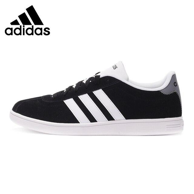 online store 7dc4f b70be Original Nouvelle Arrivée 2018 Adidas NEO Label hommes Skate Chaussures  Baskets Basses