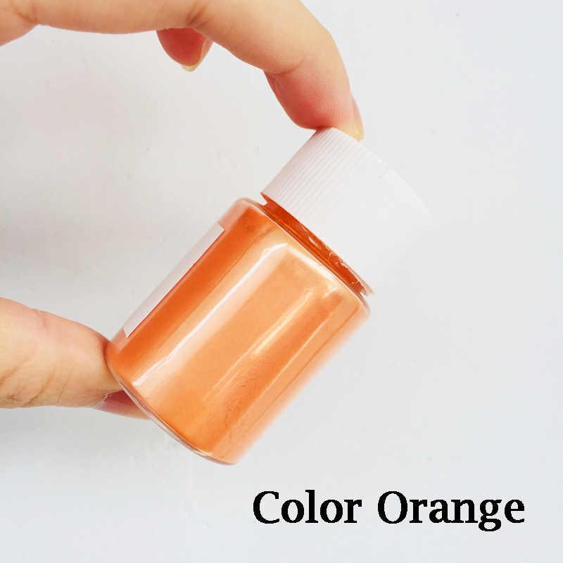 Lizun DIY แป้ง Slime ชุด Glitter เพิ่มเติมสำหรับ Pigment ของเล่นตกแต่ง FILLER สำหรับ Pearl Dye Fluffy Slime Charms อุปกรณ์เสริมหญิง