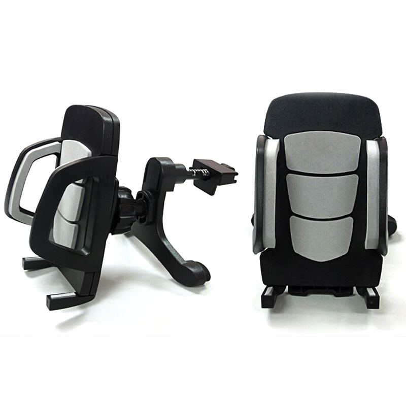 Car Air Vent Mount Mobile Phone Holder 360 Rotable Stable Bracket Hands Driving Vertical Parallel Mobile Phone Stand mobile phone car vent holder