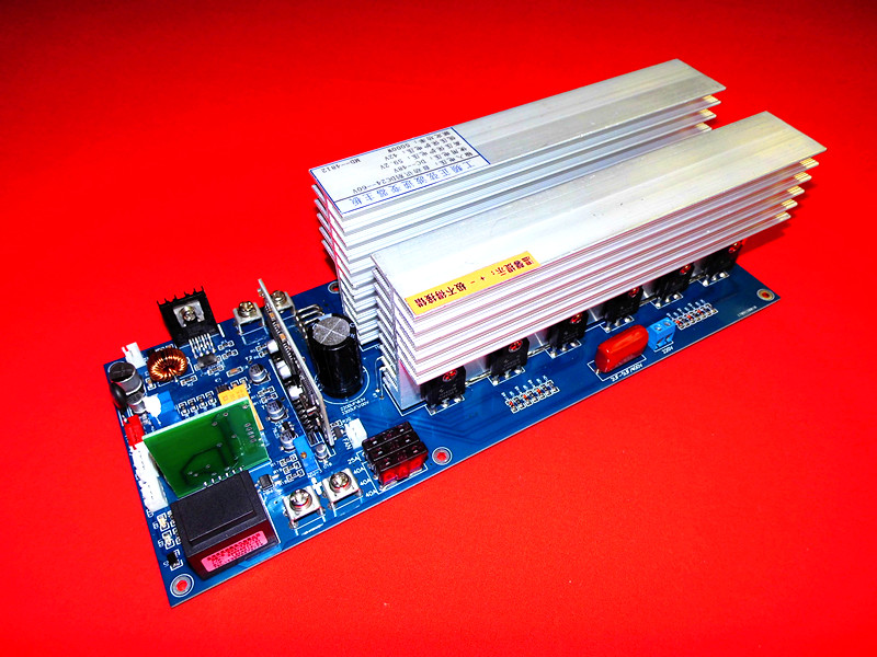 Automatic Identification Of 24-72v Input Voltage Of Power Frequency Sine Wave Inverter Motherboard 7500va Air Conditioner Parts