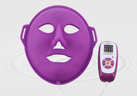 3D magic light massage beauty instrument photon rejuvenation instrument color light beauty mask phototherapy light spot