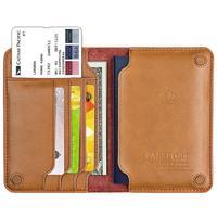 Высококачественная Обложка для паспорта из натуральной кожи
