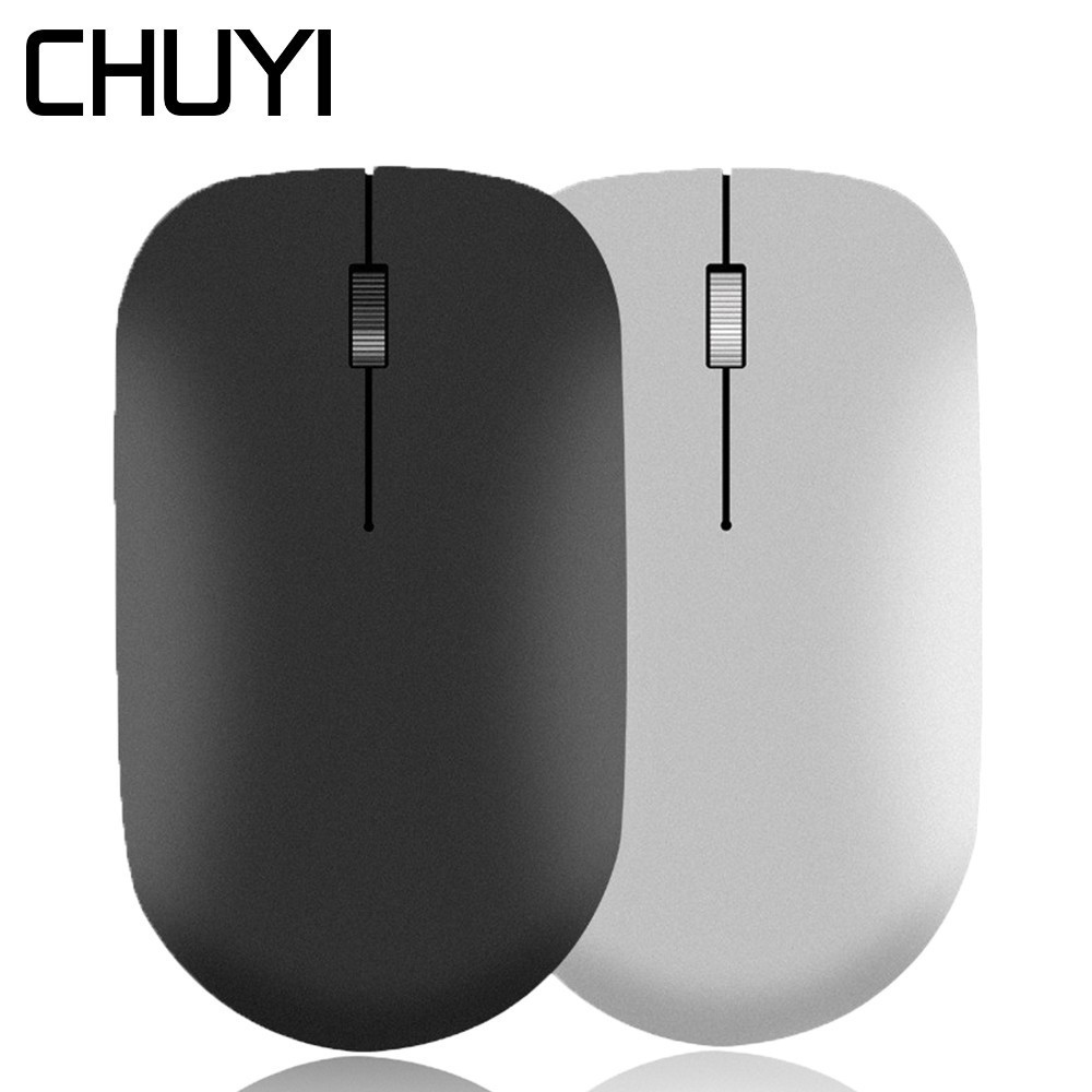 Bluetooth 3.0 Wireless Mouse Inal Ambrico Rechargeable Slient Button Ultrathin Mause Optical Mice For Microsoft Surface Laptop