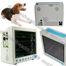 Veterinary Vet Animal used,vital sign 6-Parameters patient monitor,3 y warranty