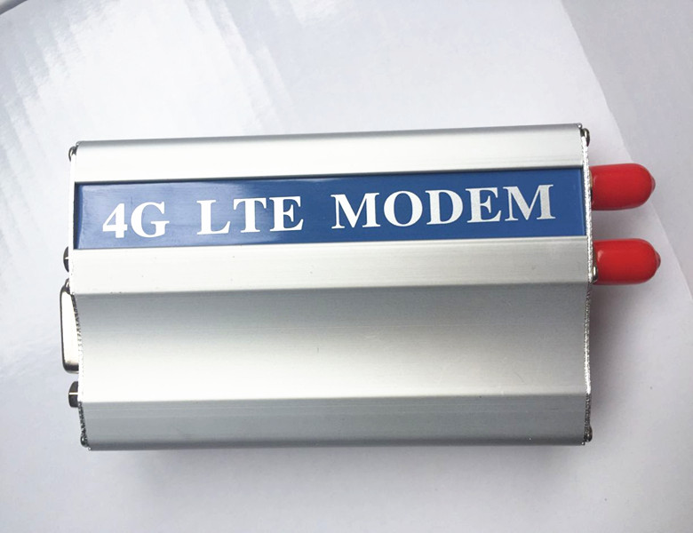 Industrial 4g sms modem, 4g sim7100 lte modem with tcpip for data, good lte 4g modem 4g lte modem for sms sending receiving open tcp ip sim7100 4g modem support at command