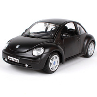 Maisto 1 24 Volkswagen NEW Beetle Diecast Model Car Toy New In Box Free Shipping 31975