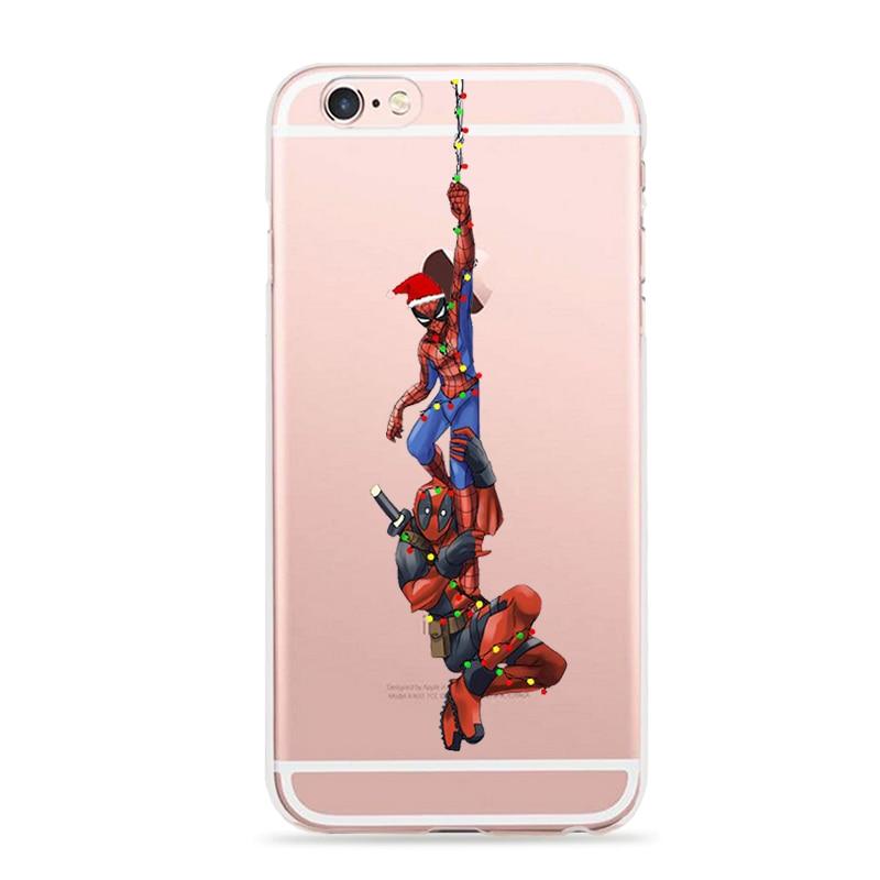 custodia iphone 6 avengers