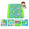 1Pcs Baby Mat Beach Picnic Playing Crawling Rug Carpet Child Education Developing Mat Blanket Kids Toy