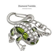 Frog Crystal Keychain USB Memory Stick Flash Pen Drive Disk