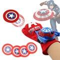 2016 Spiderman Marvel Avengers 2 Age of Ultron Hulk Black Widow Vision Ultron Iron Man Captain America Action Figures Model Toys