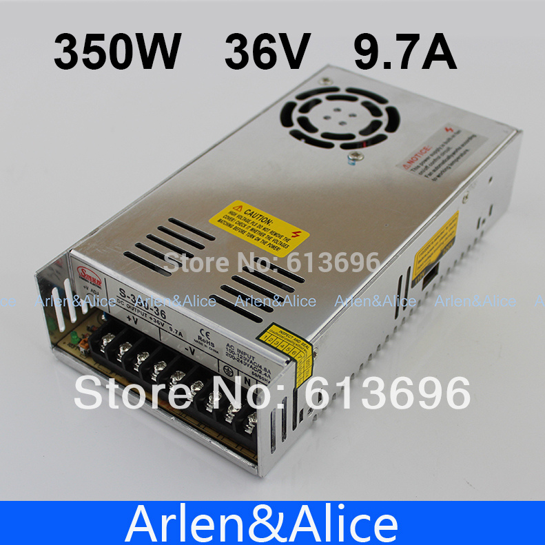 350W 36V 9.7A Single Output Switching power supply for LED Strip light AC to DC авито продам строительные леса рязань