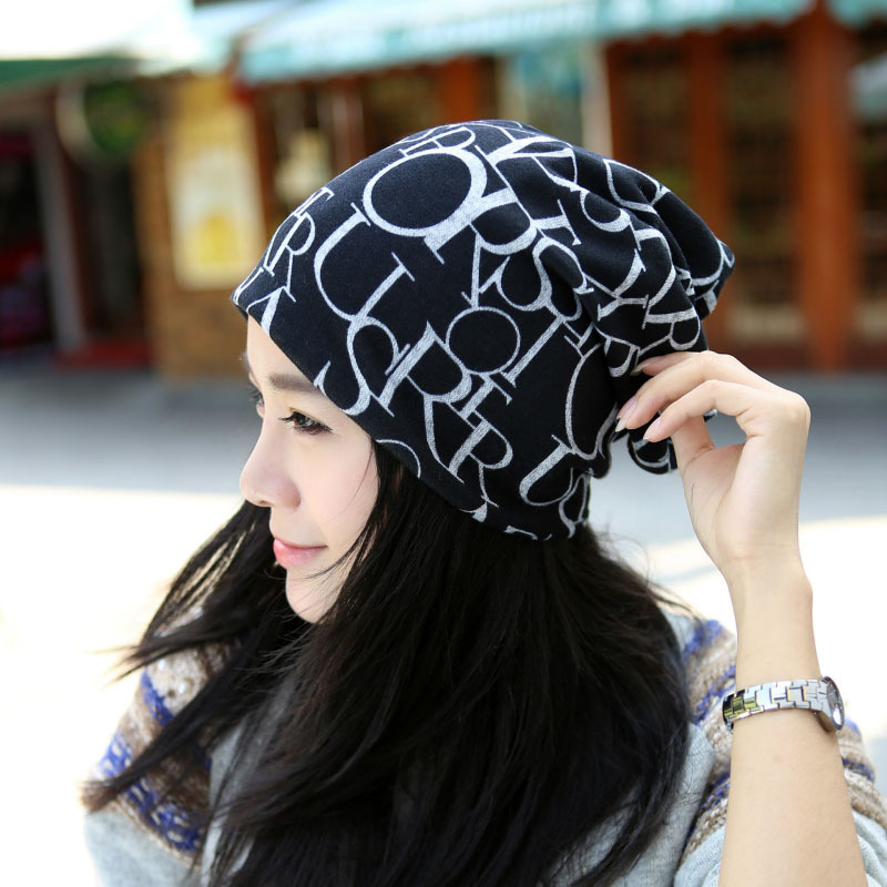 2016 new arrived autumn gorros womens beanie hats for women 3 way to wear bonnet, performance!!Woman multifunctional beanies cap