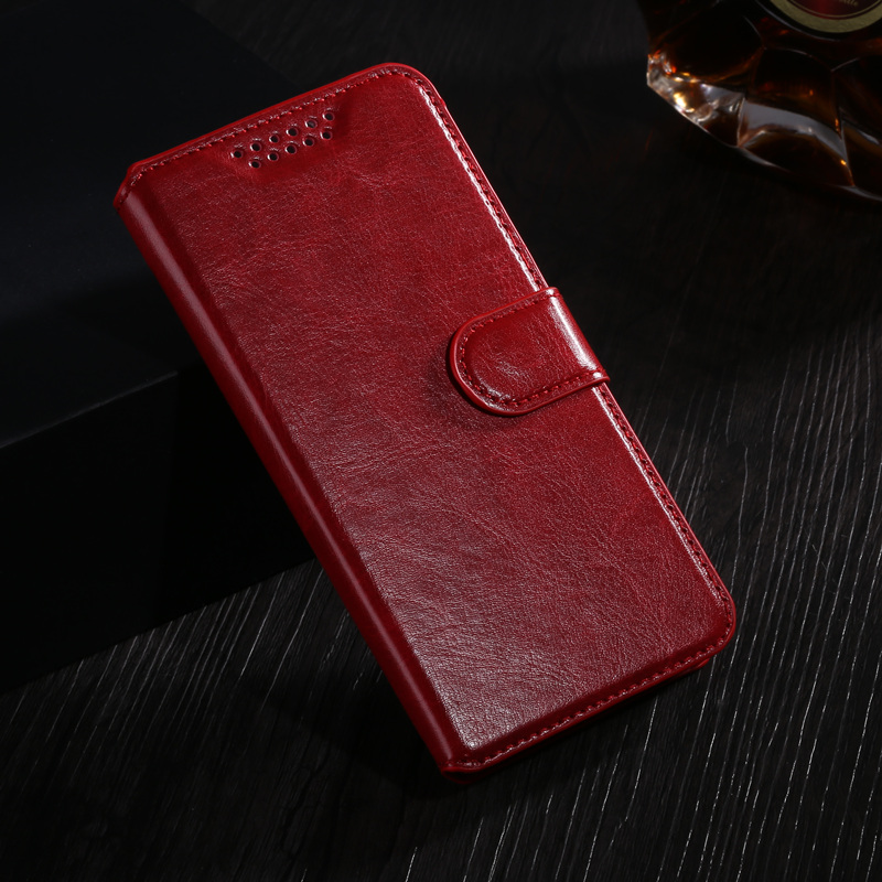 Meizu Pro 7 Case Cover For Meizu Pro 7 Plus Case Silicone Leather Flip Wallet TPU Protective Phone Case For Meizu Pro7 Plus Skin