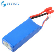 7.4V 2000mAh 25C Lipo Battery for Syma X8C RC Quadcopter Helicopter Banana Connector