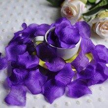 Bloembellaadjes Matrimonio Petalos De Rosa De Boda 100 лепестки для свадьбы Свадебные украшения Petalos Flores