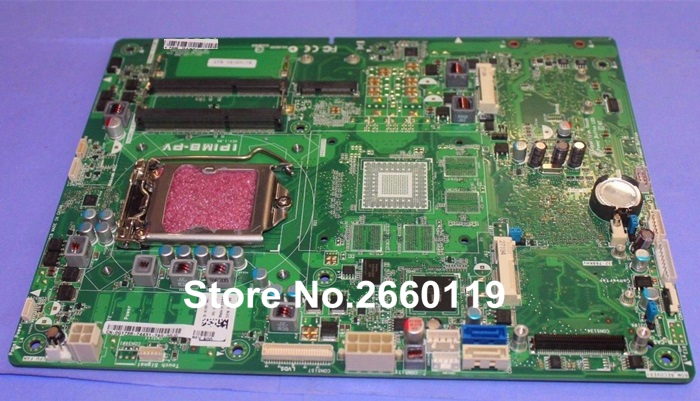For XPS 2710 G17RR 0G17RR CN-0G17RR IPIMB-PV series system motherboard, fully tested original for dell 0x836m x836m poweredge r510 8 bay sas riser board backplane cn 0x836m fully tested