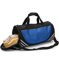 Gym Taschen Fitness Reise Outdoor Sports Gym Tasche Handtaschen Schulter Trocken Nass Schuhe Für Frauen Männer Sac De Sport-in Sporttaschen aus Sport und Unterhaltung bei
