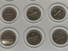 20pcs/lot New Original Panasonic CR1632 1632 DL1632 3V Lithium Batteries Cell Button Coin Battery 20pcs lot new hope at90usb162 16mu at90usb162 qfn32
