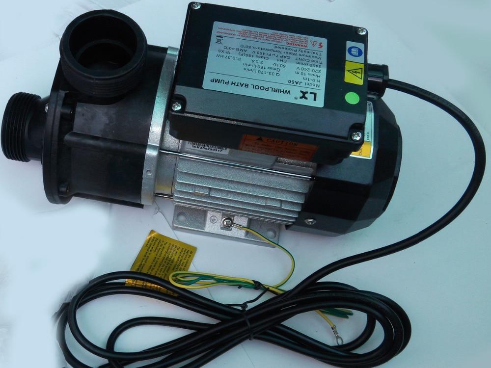 ja50 spa pump 0 5 50hz or 60hz pool circulation pump spa tub lx hot rh aliexpress com