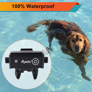 Image 2 - IPETS 619 Replacement Dog Receiver collar Waterproof Rechargeable Pet Dog Training system