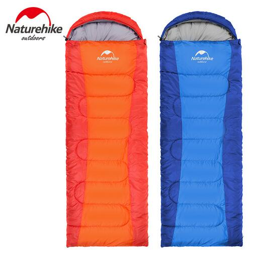 NH sleeping bag outdoor Adult sleeping bag camping camping can be spliced double sleeping bag U350 nh outdoor camping indoor lunch adult sleeping bags of ultra light warm seasons can be spliced herringbone cotton bag