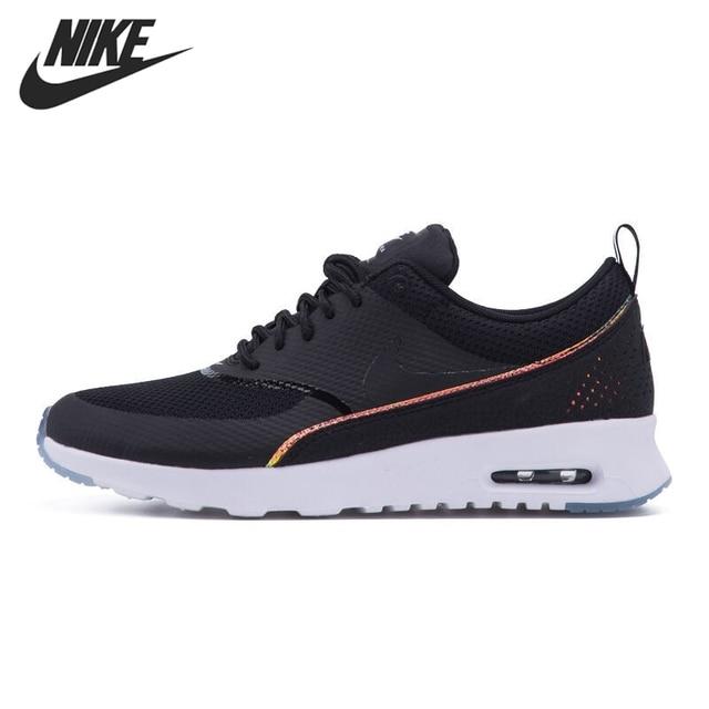 US $132.99 | : Koop Originele Nieuwe Collectie 2017 NIKE AIR MAX THEA PRM vrouwen Loopschoenen Sneakers van betrouwbare women running