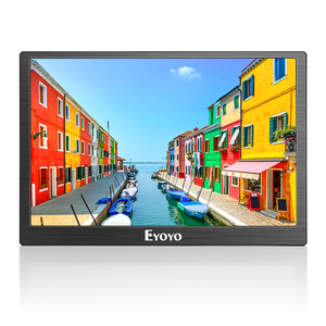 Image 5 - Eyoyo 8.9 inch Portable USB C Mini Monitor 1920x1200 IPS Display w/ USB C&HDMI Video Input compatible with MAC Laptop