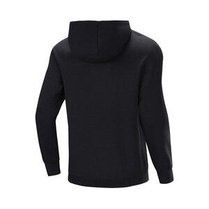 Image 4 - Li Ning Men Wade One Last Dance Hoodie Loose 65% Cotton 35% Polyester LiNing li ning Comfort Sports Tops Hoodies AWDP497 MWW1596