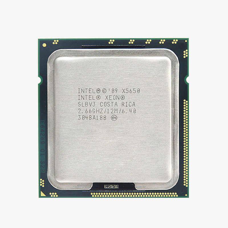 Брендовая материнская плата, процессор, ОЗУ, набор, HUANAN ZHI X58, материнская плата с процессором Intel Xeon X5650, 2,66 ГГц, ОЗУ, 8 Гб (2*4 Гб), REG ECC, 2 года гарантии