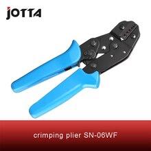 цена на SN-06WF crimping tool crimping plier 2 multi tool tools hands Mini European Style Crimping Plier