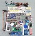 Модернизированная версия Starter Kit для Arduino UNO R3 Learning Suite Оптовая Бесплатная Доставка 1 компл.