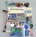 Starter Kit for Arduino UNO R3 Upgraded version Learning Suite Wholesale Free Shipping 1 set