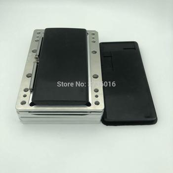 YMJ edge ламинирующая форма для samsung S8 plus G955 oca и стекло, ЖК ламинатор, гибкий тип формы для ремонта, мобильный телефон