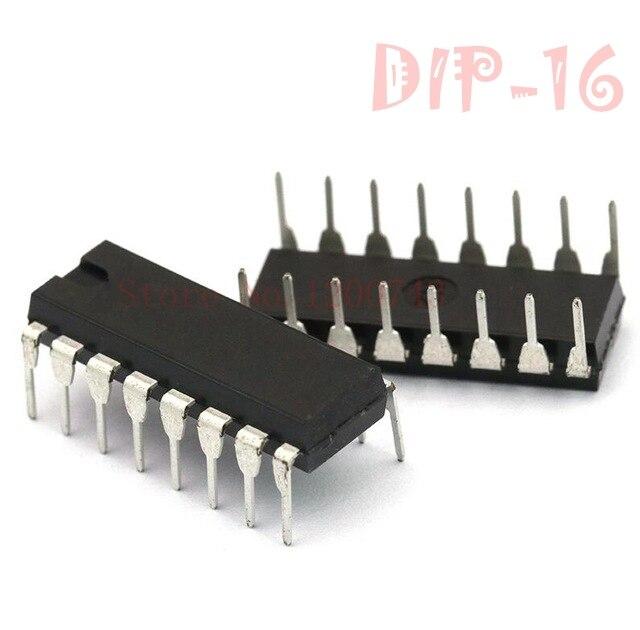 1pcs/lot MCP3008 DIP16 MCP3008-I/P DIP-16 DIP In Stock