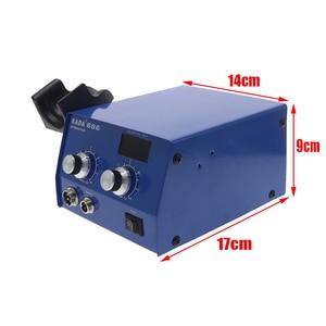 Image 5 - KADA 886 Infrared Rework Station Strong Penetration Suitable for Rework BGA SMD PLCC CSP LGA QFP and BGA Ball