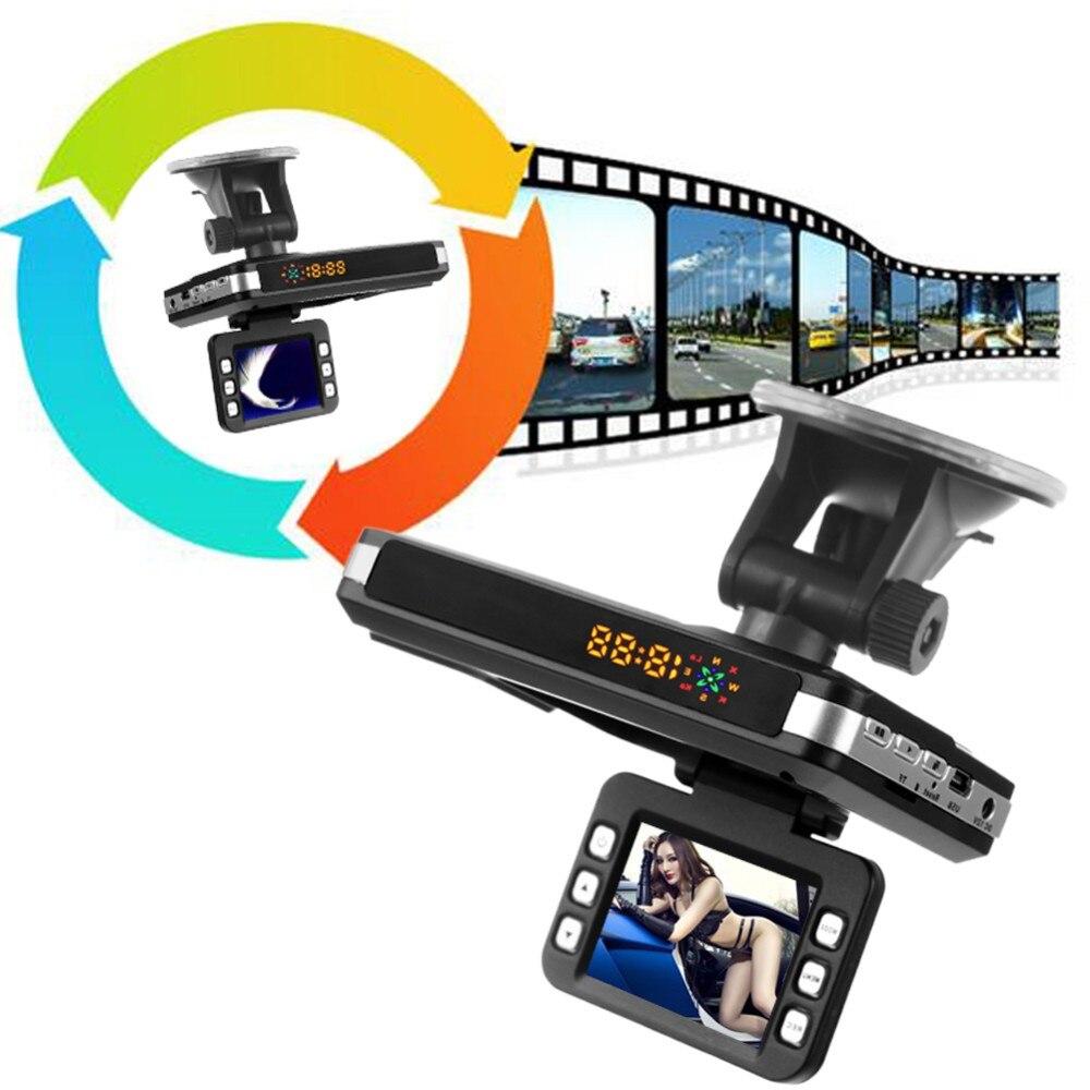 GPS Logger Gravador de Vídeo HD 720 P 140 Graus de Ângulo