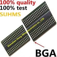(4 חתיכה) 100% מבחן K4G41325FC HC03 K4G41325FC HC04 K4G41325FC HC28 K4G41325FE HC25 K4G41325FE HC28 BGA ערכת שבבים