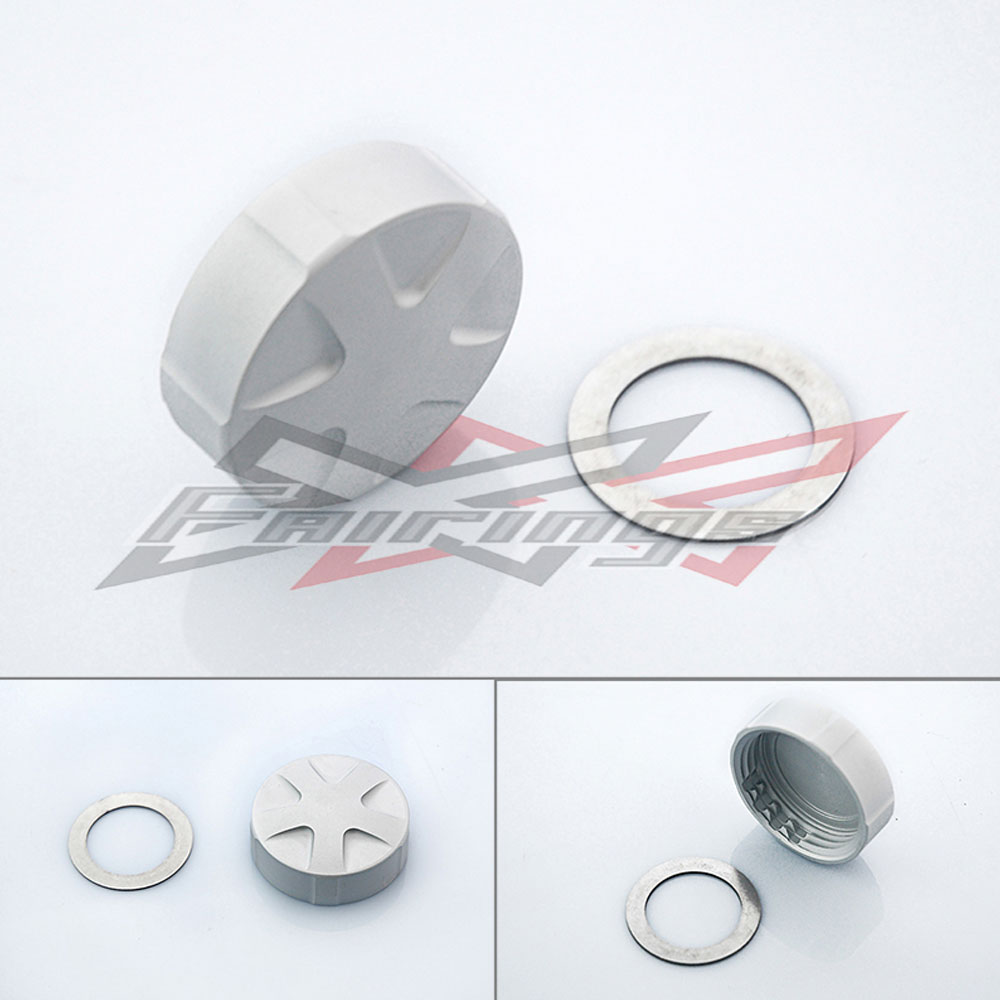 FREE SHIPPING CNC aluminum Clutch Fluid Oil Container Lid Cap Fit for BMW R1200GS ADV free shipping of 1pc hss 6542 full cnc grinded machine straight flute thin pitch tap m37 for processing steel aluminum workpiece
