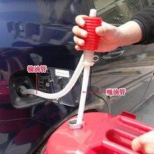 Переносные вручную сифон sucker газ нефть шланг подачи жидкости укладки вода