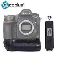 Mcoplus Meike MK-D850 Pro Вертикальная Батарейная ручка с 2,4G Hz беспроводной пульт дистанционного управления для камеры Nikon D850