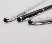 Classical stylus screen touch pen cheap trade show giveaways company promotional items custom logo brand free
