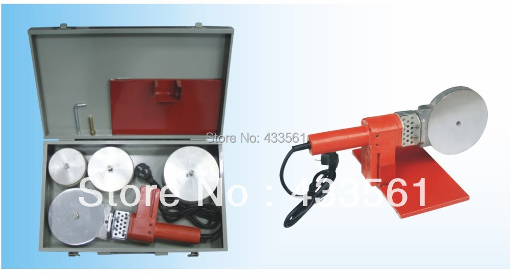 Portable welding machine/socket fusion machines for different pipe fittings connection with completed socket molds