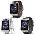 2016 Новый Smart Watch DZ09 С Камерой Bluetooth Наручные Часы Sim-карты Smartwatch Для iphone \ Android Телефоны Поддержка Нескольких языков