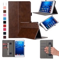 Luxury PU Leather Case Cover For Huawei MediaPad M3 Lite 8 CPN W09 CPN AL00 8