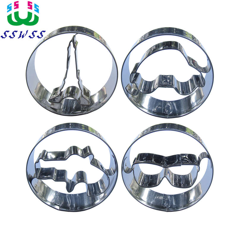 Cars, Beer And Music Shaped Cake Decorating Tools,Daily Life Cookie Baking Molds,Direct Selling