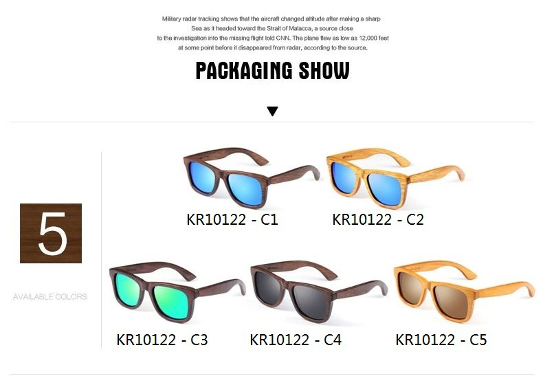385636ca03 2015 Royal Eyewear Hand Made RoseWood UV400 Protect Women Sonnenbrille  gafas de sol lunettes de soleil With Box KR10122-in Sunglasses from Apparel  ...