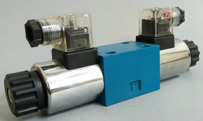 Hydraulic valve 4WE10J30/EG24N9K4 Solenoid valve