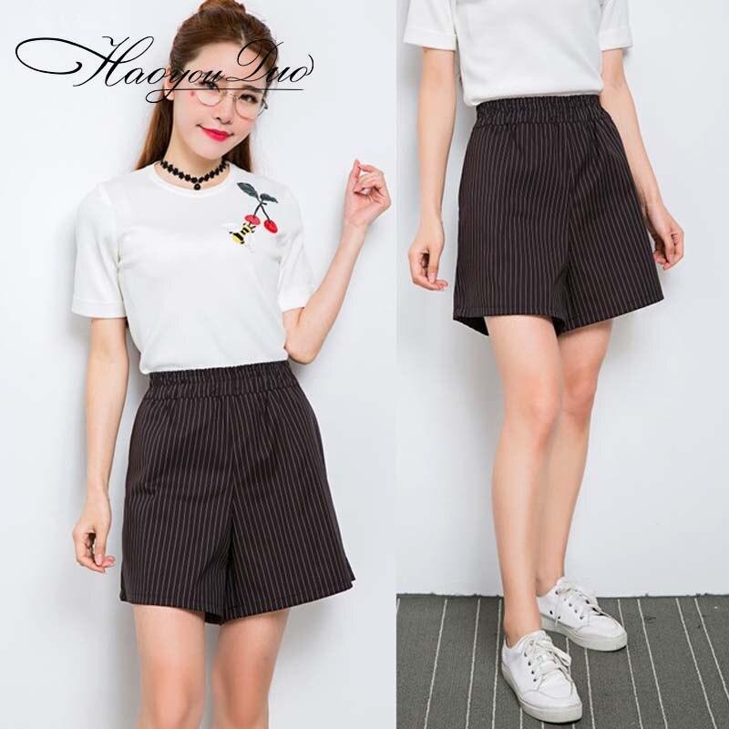 Popular Ladies Shorts Striped-Buy Cheap Ladies Shorts Striped lots ...